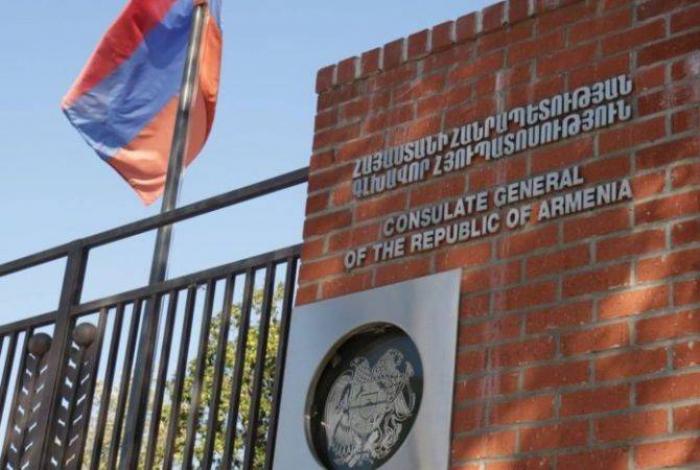 Los armenios en los EE UU exigen el arresto de Pashinián