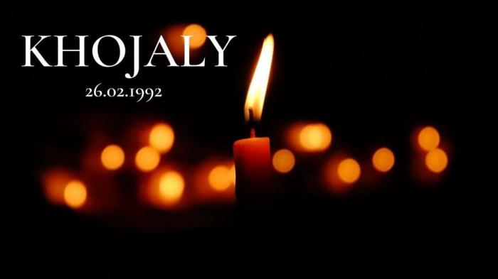 La Embajada de Israel en Azerbaiyán comparte sobre el 29 aniversario del genocidio de Joyalí
