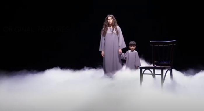 Kind und Mutter:  Geschichte von Chodschali -  VIDEO