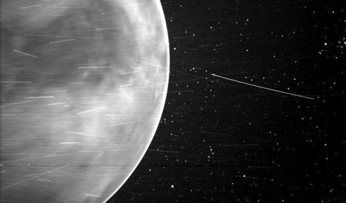 Nasa reveals astonishing image of Venus