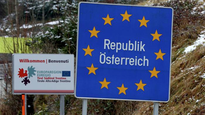 Österreichs Kanzler plädiert für einheitliche Grenzregelungen in der EU