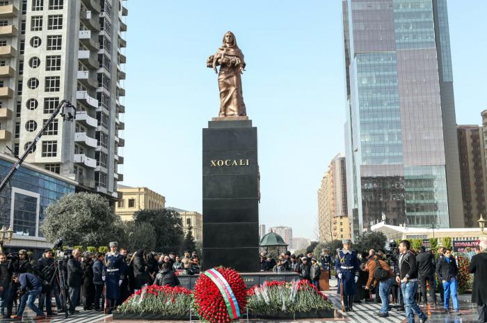 Haunted by horror of Khojaly Massacre, Azerbaijanis demand justice - Turkish media