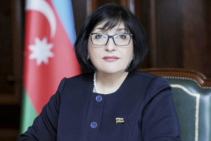 Sahiba Gafarova:  «Les auteurs du génocide de Khodjaly répondront de leurs actes devant la justice»