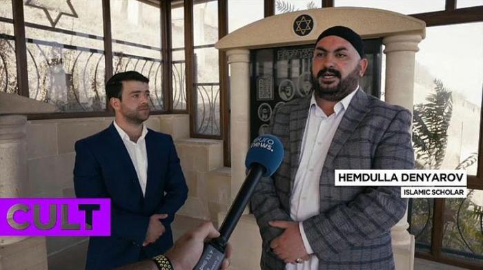 تقرير يورونيوز حول يهود الجبال في أذربيجان -   فيديو