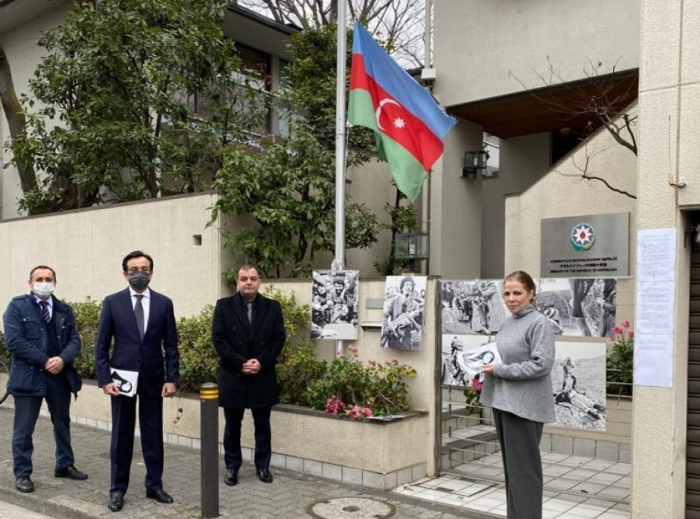 Awareness-raising campaign on Khojaly Massacre launched in Tokyo