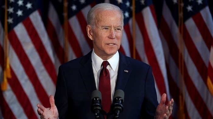 Biden to make announcement on Saudi Arabia on Monday