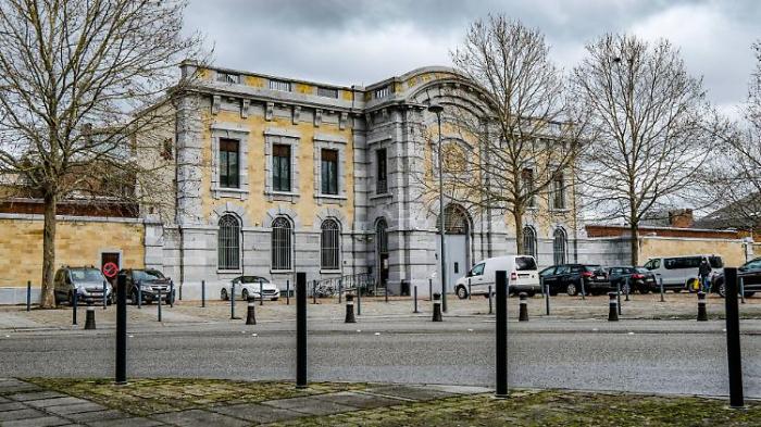 Belgien stellt Gefängnis unter Quarantäne
