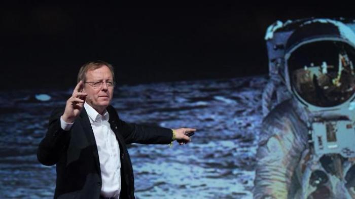 Europas Weltraumchef Wörner tritt ab