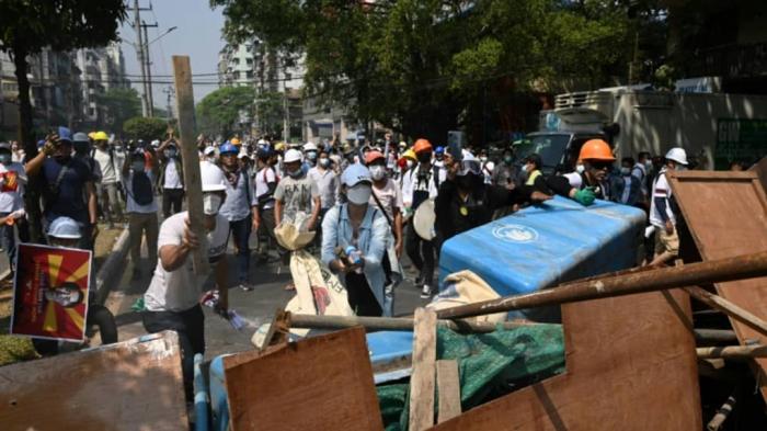 Birmanie: trois personnes décédées et une vingtaine d
