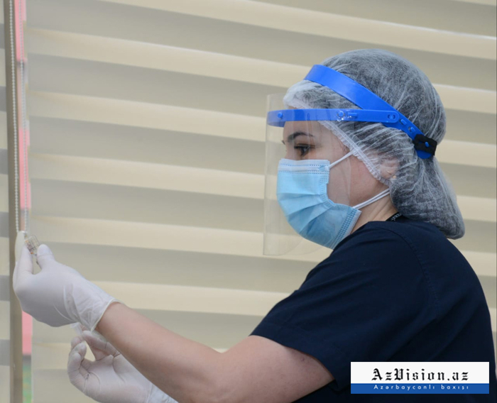 Azerbaijan discloses number of people vaccinated against COVD-19