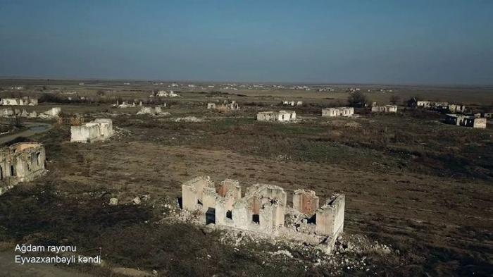 Le ministère de la Défense diffuse une   vidéo   du villaged