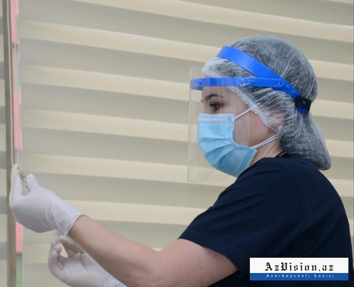 Aserbaidschan gibt die Anzahl der gegen COVD-19 geimpften Personen bekannt