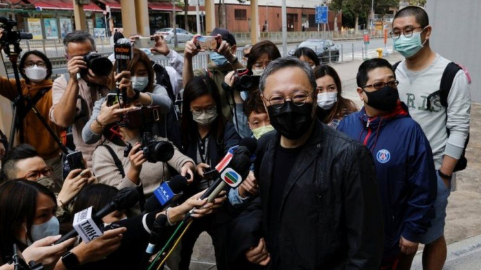 "Hong Kong charges 47 activists with ""subversion"""