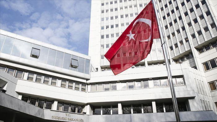 Turkish Foreign Ministry summons Iranian envoy