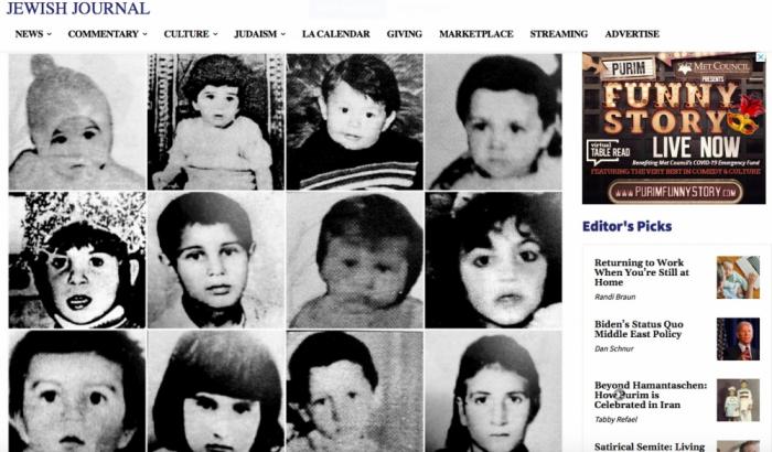 Jewish Journal: Facing denial of war crimes in California