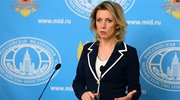 روسيا تدين الضربات الأمريكية في سوريا