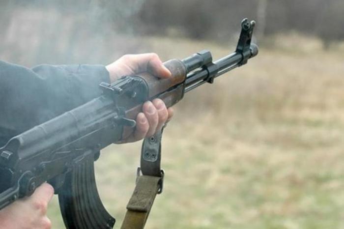 Xocavənddə erməni iki nəfəri yaralayıb