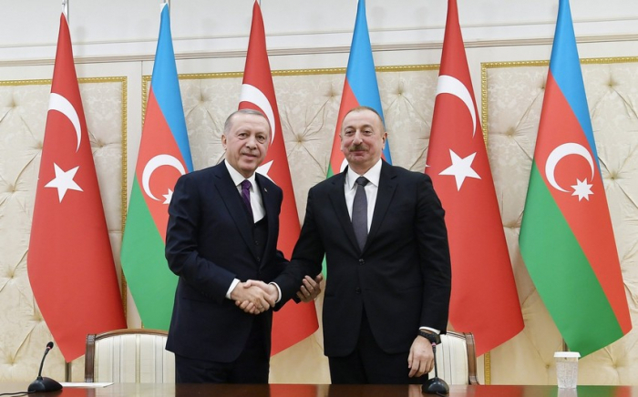 President Aliyev phones Turkish counterpart Erdogan