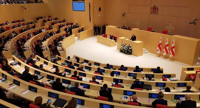 Gürcüstan parlamentinə Xocalı ilə bağlı çağırış edildi