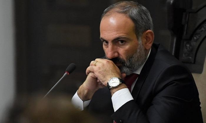 Ermənistanda bütün hərbçilər Paşinyanın istefası tələbinə qoşuldu