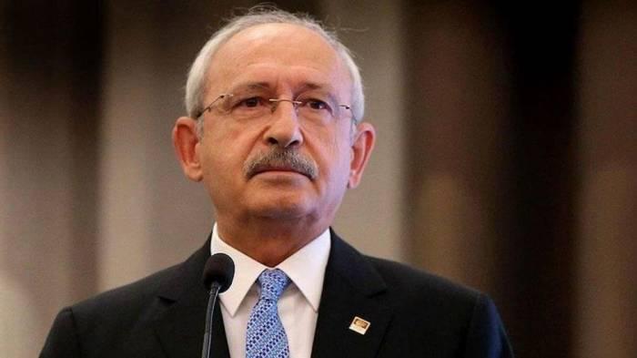 """""""Eyni dərdi bir daha yaşamamalarını diləyirəm"""" -    Kılıçdaroğlu"""