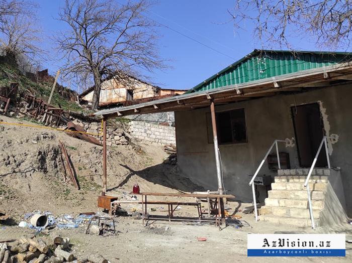 El pueblo de Edilli de Khodjavend  enFOTOS