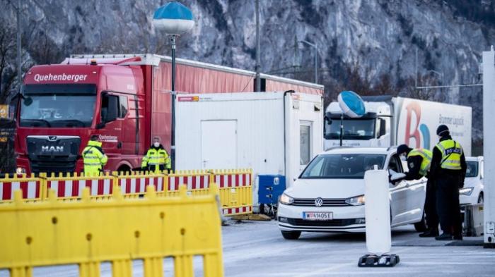 Deutschland verlängert Grenzkontrollen