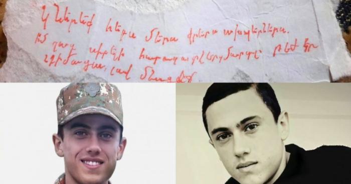 Daha bir erməni əsgərin ölümü gizlədilir