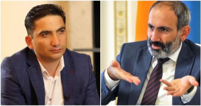 """""""Paşinyan dedi ki, Qarabağ bizim üçün baş ağrısıdır"""" -  Erməni jurnalist"""