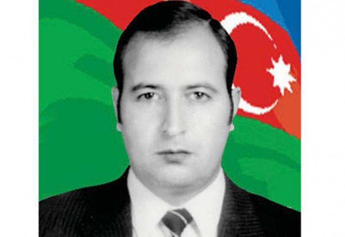 Şəhid Milli Qəhrəmanın doğum günüdür