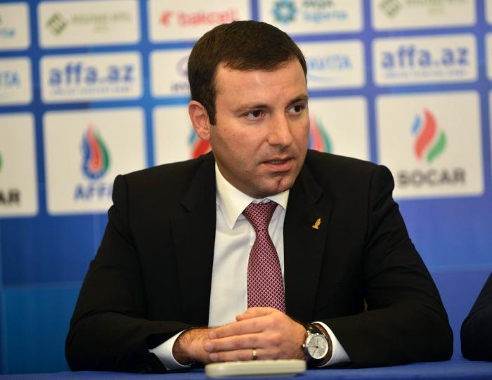 """""""Heç bir komandaya arxayınlaşmaq olmaz"""" -    Elxan Məmmədov"""