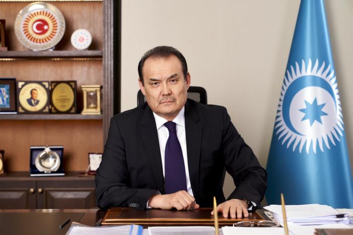 """""""Azərbaycanla çiyin-çiyinə durmağa davam edirik"""" -    Bağdad Amreyev"""