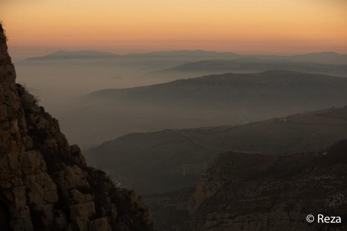 Reza Deghati shares post from Jidir plain -   PHOTOS
