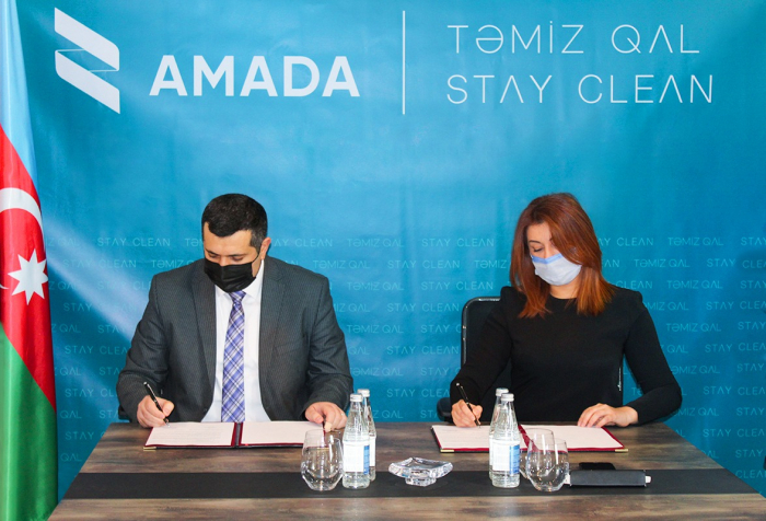 AMADA və AİK arasında memorandum imzalandı