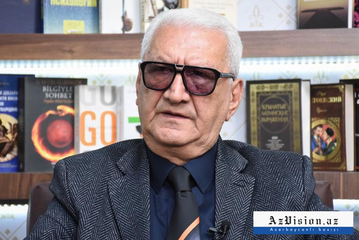 """""""Şuşada 330-dan çox abidə dağıdılıb"""" -  Tofiq Süleymanov"""