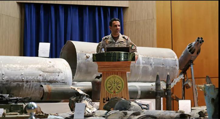 """التحالف العربي يعلن تدمير طائرة """"مفخخة"""" أطلقتها """"أنصار الله"""" باتجاه السعودية"""