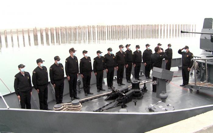Hərbi hissə komandirlərinə göstərişlər verildi -    VİDEO
