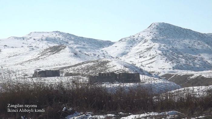 El Ministerio de Defensa publica las imágenes de Ikinci Alibeyli -   VIDEO