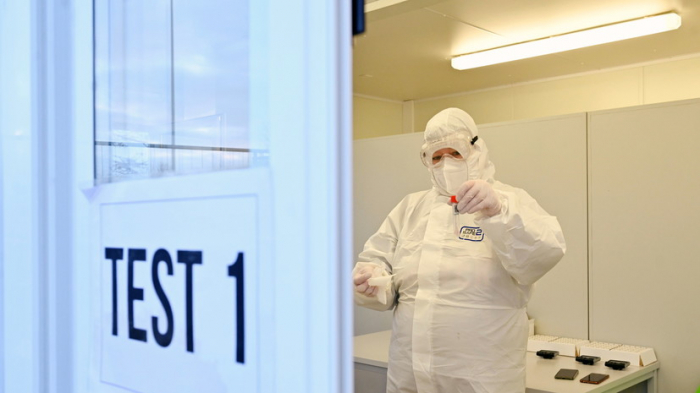 Almaniyada koronavirusdan ölüm sayı 68 mini ötdü