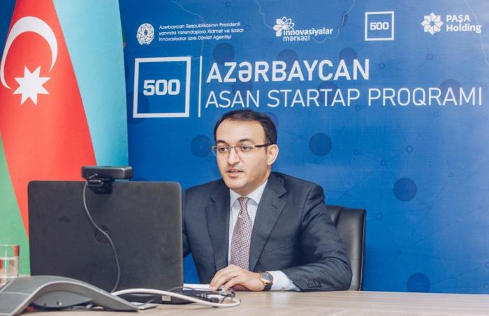 """Azərbaycan 500 ASAN Startap Proqramı""na start verildi -    FOTO"