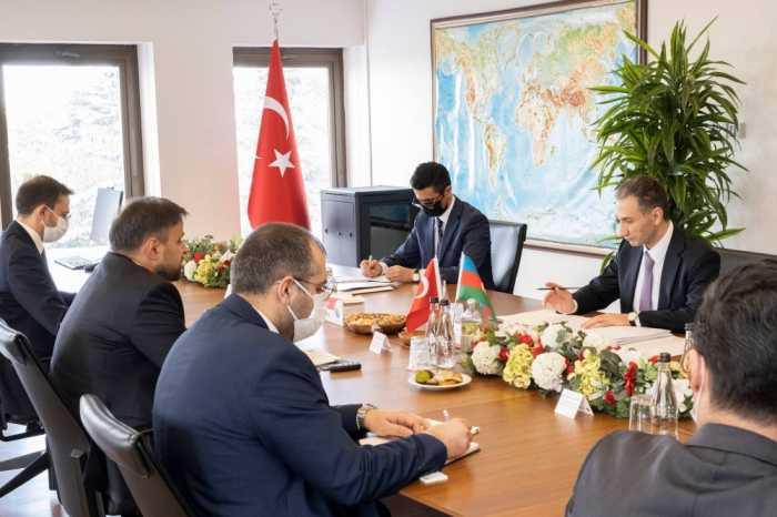 Azerbaijan, Turkey agree on implementation of joint projects in ICT field