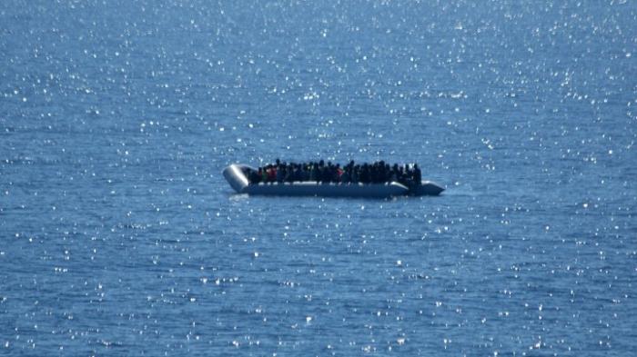 Acht Tote auf der Flucht über das Mittelmeer