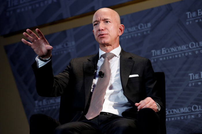 Bezos to give Amazon reins to Jassy as sales rocket past $100B