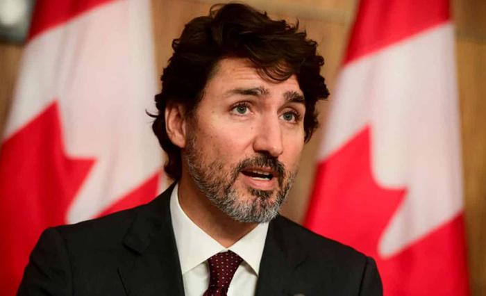 Kanadanın Baş nazirinə Xocalı ilə bağlı çağırış edildi