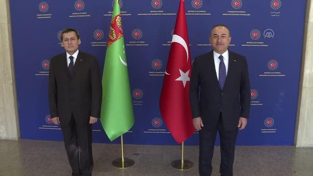 Des entreprises turques sont prêtes à coopérer dans la mer Caspienne, Cavusoglu