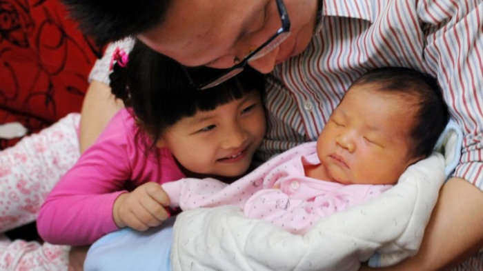 Zahl der Geburten auf neuem Tiefstand