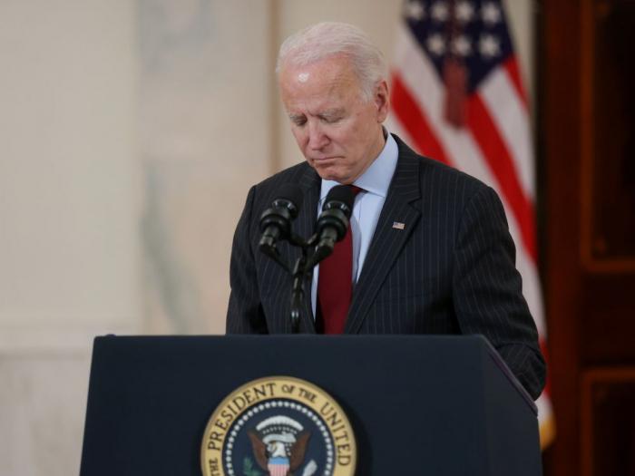 COVID-19: Le président américain rend hommage aux 500.000 morts dans le pays