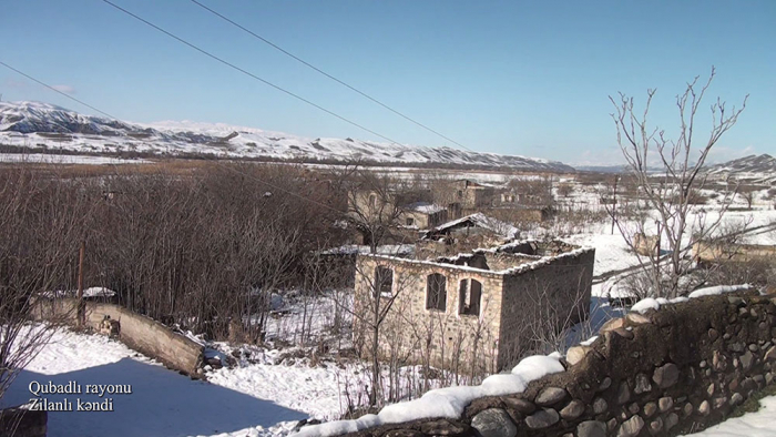 Azerbaijan MoD releases new  video  from liberated Gubadli region