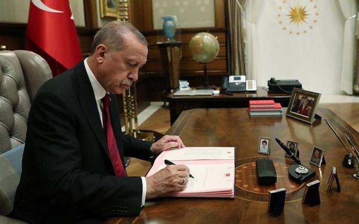 Ərdoğan Azərbaycanla iki sazişi təsdiqlədi