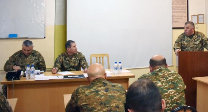 Ermənistanın Baş Qərargahı:  Mövqeyimiz dəyişməyib